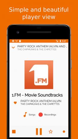 Internet Radio Film soundtrack 4 0 Download APK for Android