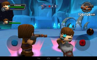 Call of Mini™ Dino Hunter Screenshot