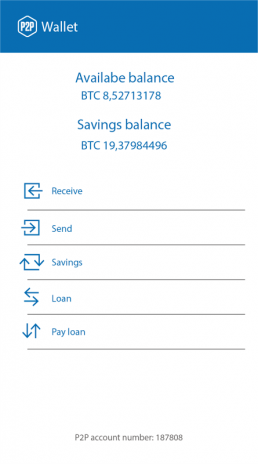 P2P Wallet - Wallet Bitcoin 1 0 Download APK for Android