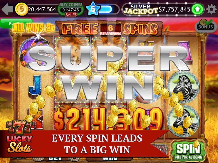 lucky 7 free slots on-line bell casino