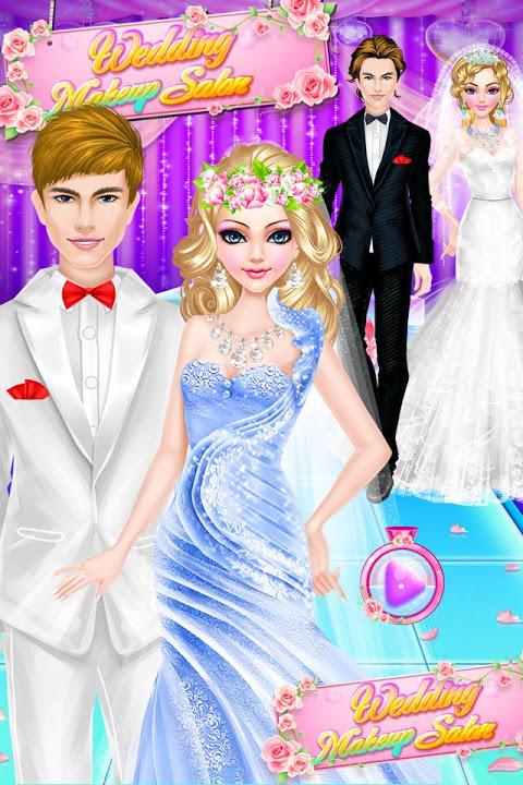 Wedding Makeup Salon screenshot 1
