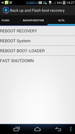 Flash boot img recovery img1 2 12 5 tải APK dành cho Android