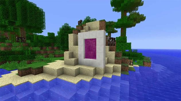 Portal Mods for Minecraft #Msi8Store screenshot 1