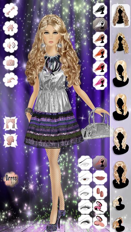 Makeup & Dressing for Barbie screenshot 2