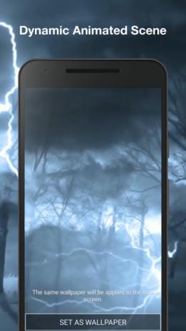 Lightning Storm Live Wallpaper Pro 10 Descargar Apk Para