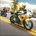 Super 3D Highway Bike Stunt: Motorbike Racing Game