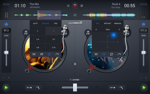 djay FREE - DJ Mix Remix Music screenshot 5