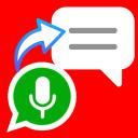 Audio to Text for WhatsApp Transcriber Translator