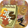 Monthly Expenses Tracker Icon