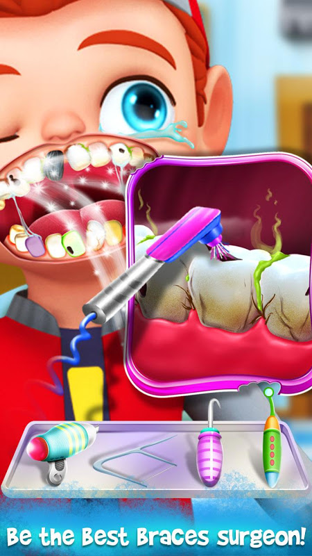 Dentist Hospital Adventure screenshot 2