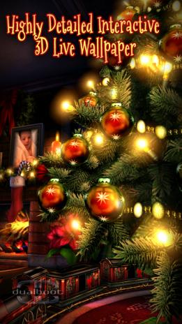 christmas hd screenshot 14 - Christmas Hd Live Wallpaper