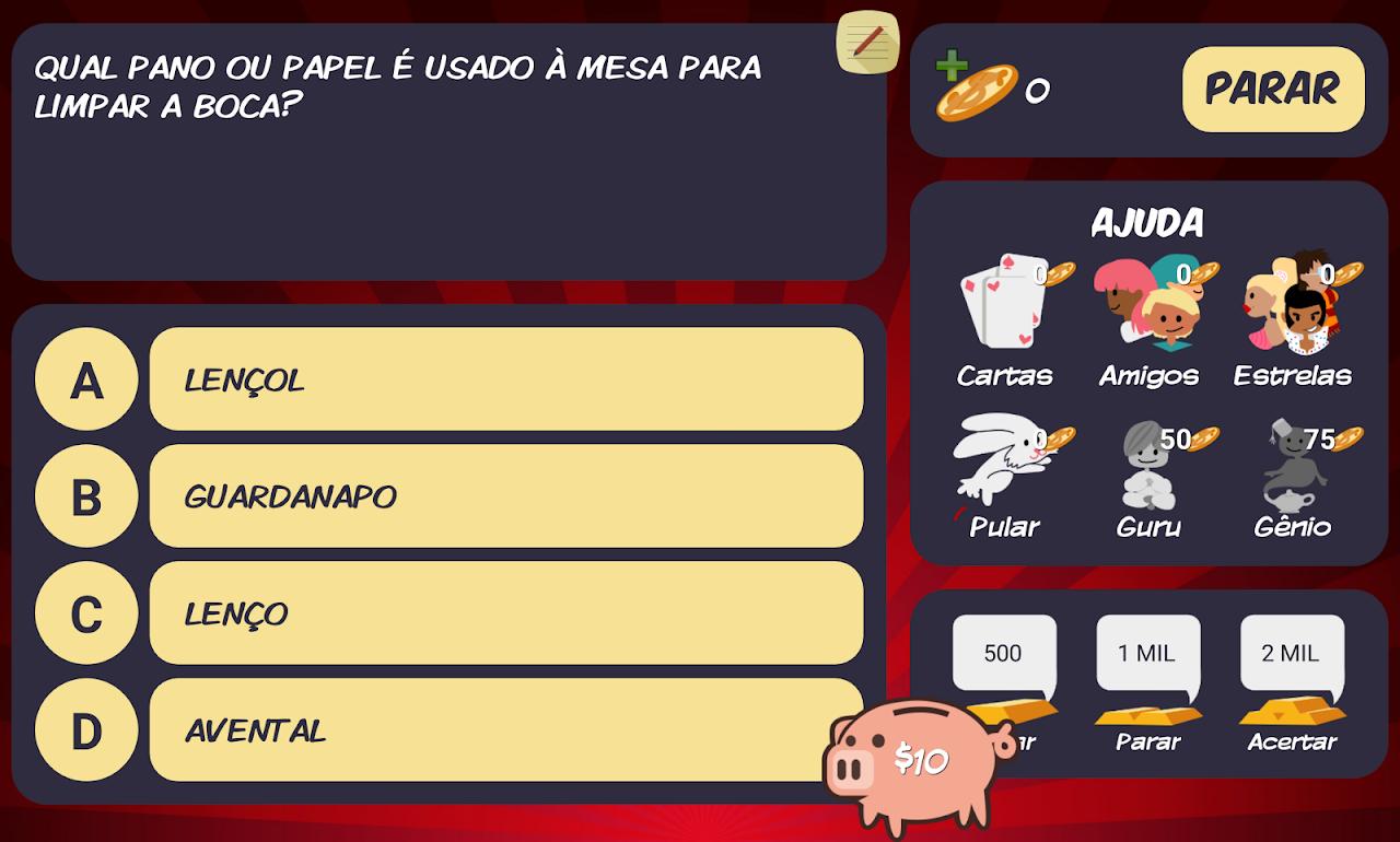 Jogo do Bilhão 2019 screenshot 1
