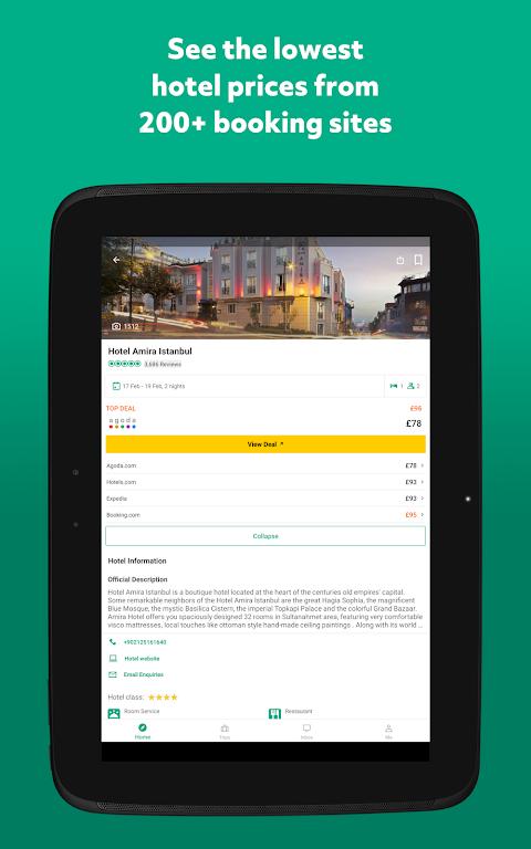 TripAdvisor Hotels Restaurants screenshot 16