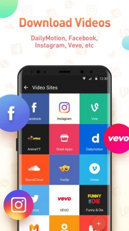 Youtube Video Downloader - SnapTube Pro 4 69 0 4692310 Download APK