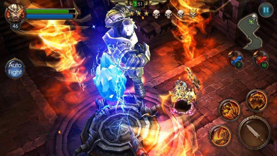 Legacy of Discord-FuriousWings screenshot 10
