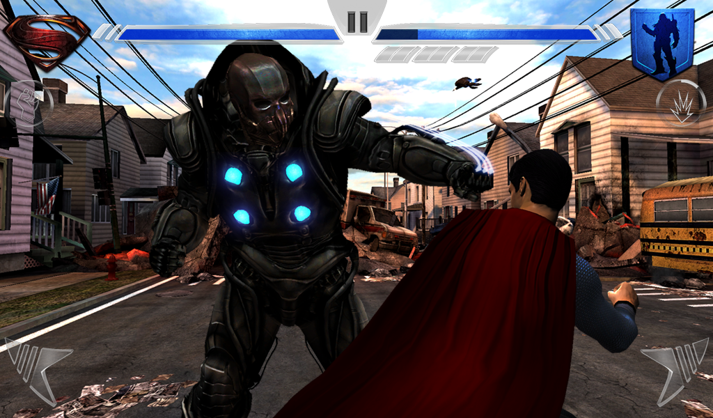 Man of Steel screenshot 2