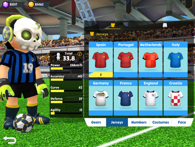 Perfect Kick 2 - Online football game screenshot 19