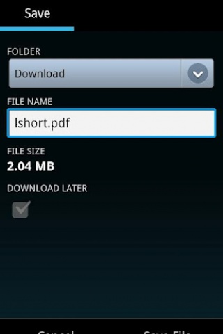 Download Blazer Screenshot