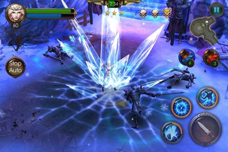 Legacy of Discord-FuriousWings screenshot 3