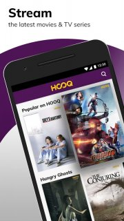 HOOQ: Watch Movies, TV Shows, Live Channels & News screenshot 1