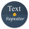 Text Repeater आइकॉन