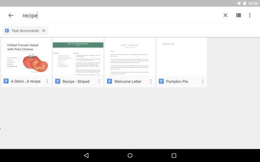 Google Drive screenshot 4