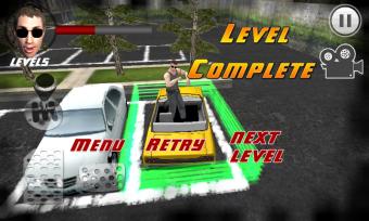 Crazy Parking Car King 3D Screenshot