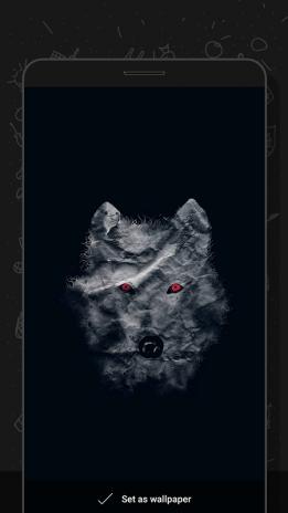 darkor super amoled dark hd 4k wallpapers screenshot 5