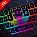 LED Keyboard - Color Backlit Keyboard RGB