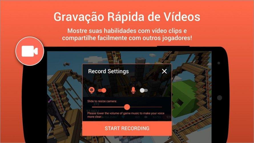 Omlet Arcade - Live do seu celular screenshot 6