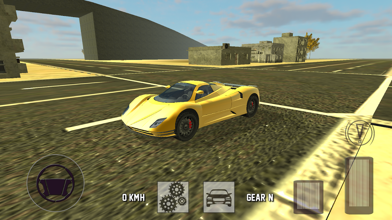 ... Super Sport Car Simulator Screenshot 10