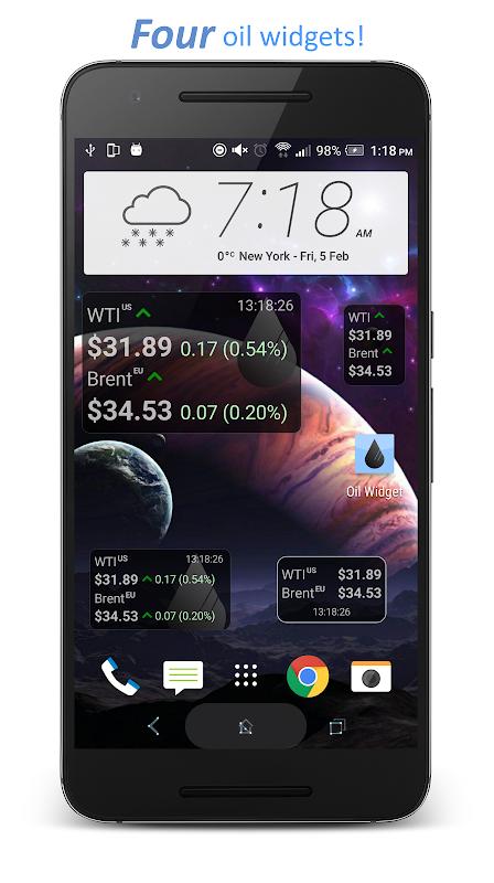 Oil Price Live screenshot 2