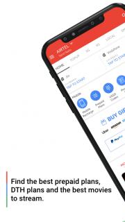 Recharge Plans, DTH Plans, Offers, Cashback screenshot 1