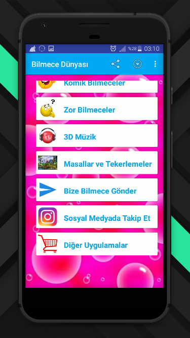Komik Bilmeceler (internetsiz) screenshot 2
