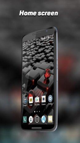 Black Wallpaper 3d 14 Download Apk For Android Aptoide