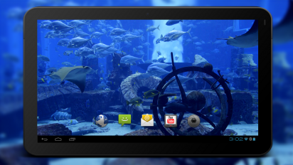 4k Aquarium Video Wallpaper 1