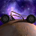 Planet Racing - 3D galaxy driving in space gravity