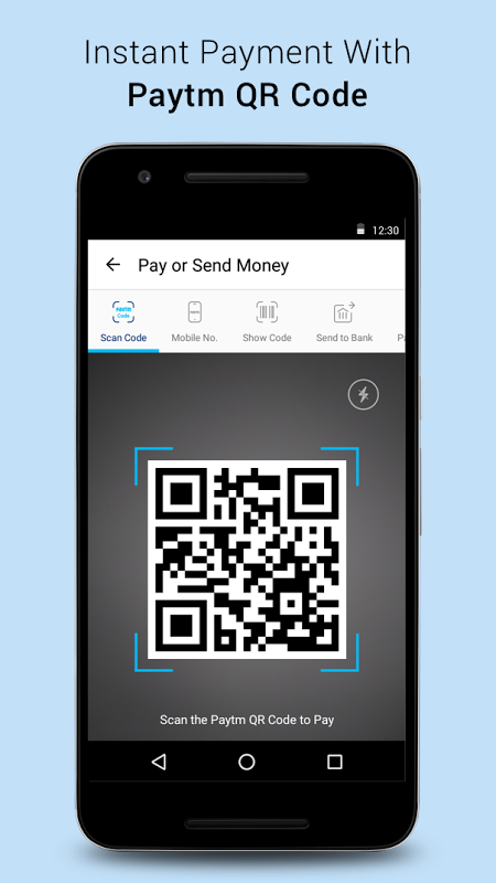 Mobile Recharge, UPI, Bill Payment, Money Transfer screenshot 1