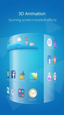 cm launcher 3d pro screenshot 4