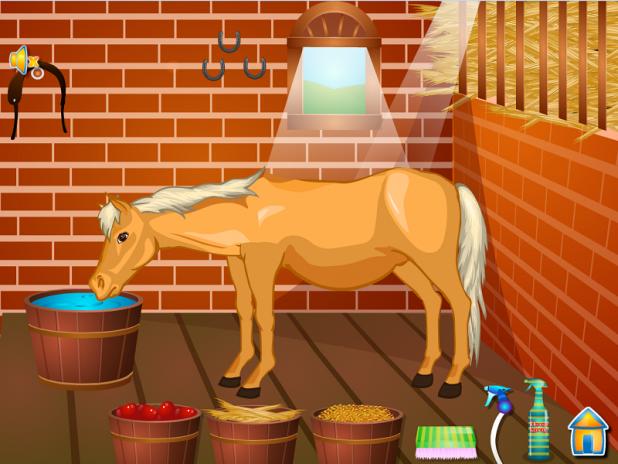 Pferde Geburt Mädchen Spiele 8 3 1 Laden Sie Apk Für Android