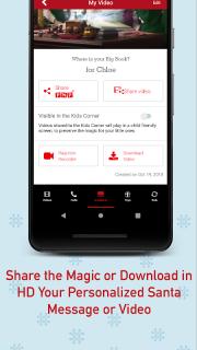 PNP–Portable North Pole™ Calls & Videos from Santa screenshot 6