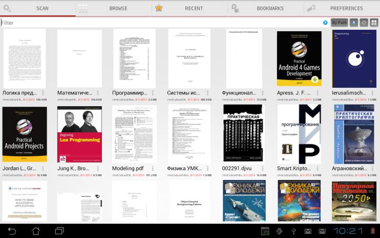 Librera - Trình đọc sách của tất cả các định dạng8 1 51 tải APK dành