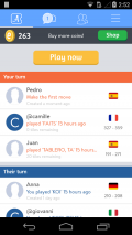 Angry Words (Apalabrados) Screenshot