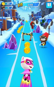 Talking Tom Hero Dash screenshot 5