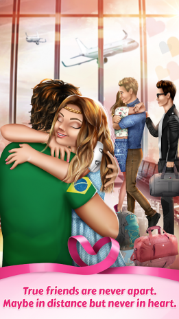Virtuelle High-School-Dating-Spiele