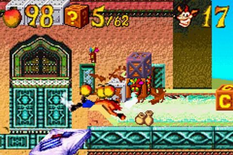 Crash Bandicoot 2: N-Tranced screenshot 4