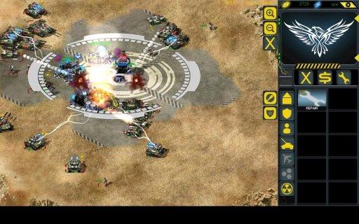 RedSun RTS: Strategy PvP screenshot 3