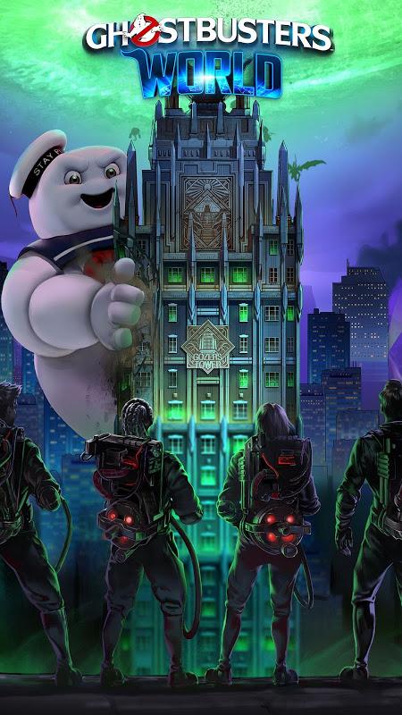 Ghostbusters World screenshot 1
