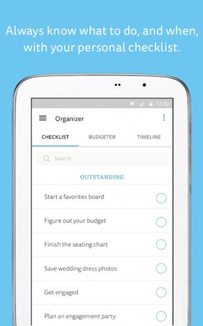 Wedding Planner Checklist Budget Countdown Screenshot 12