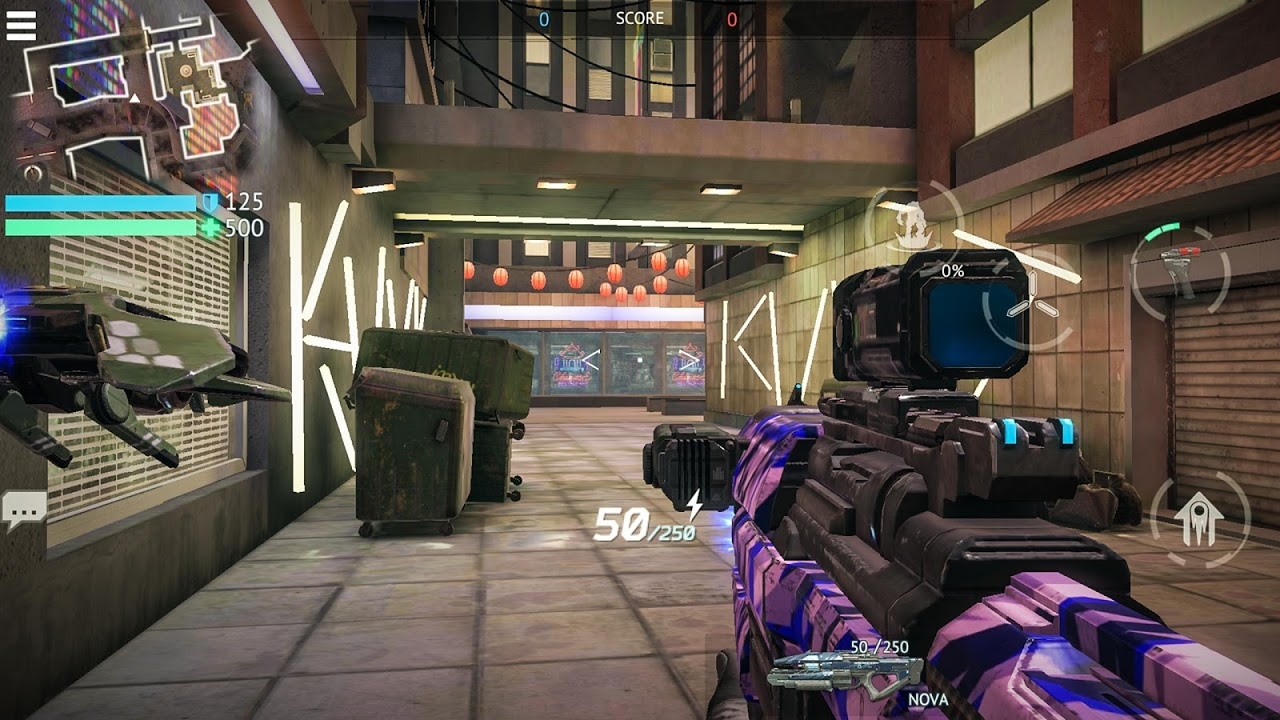 Infinity Ops: Online FPS screenshot 2